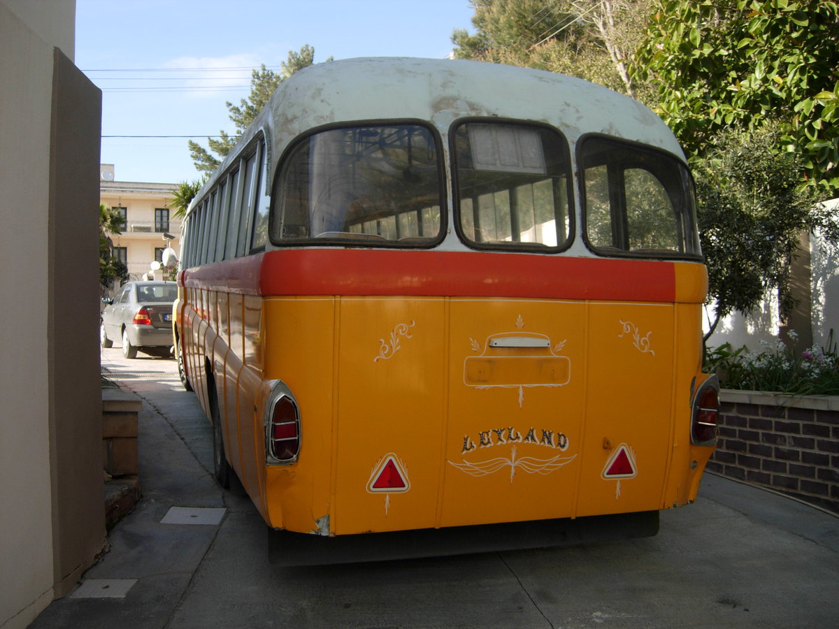 1955 Maltese Bus Bedford For Sale (picture 2 of 6)