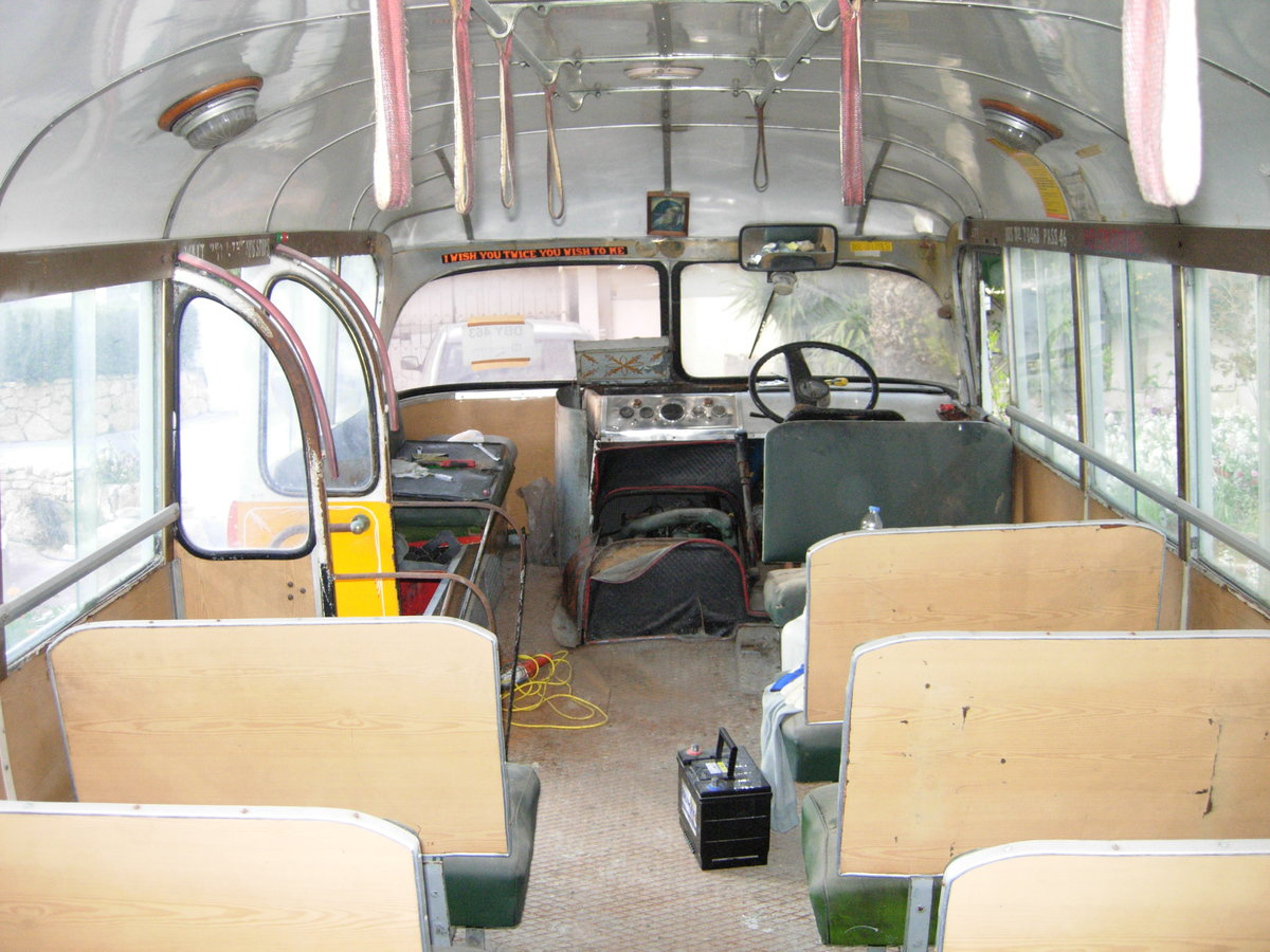 1955 Maltese Bus Bedford For Sale (picture 3 of 6)