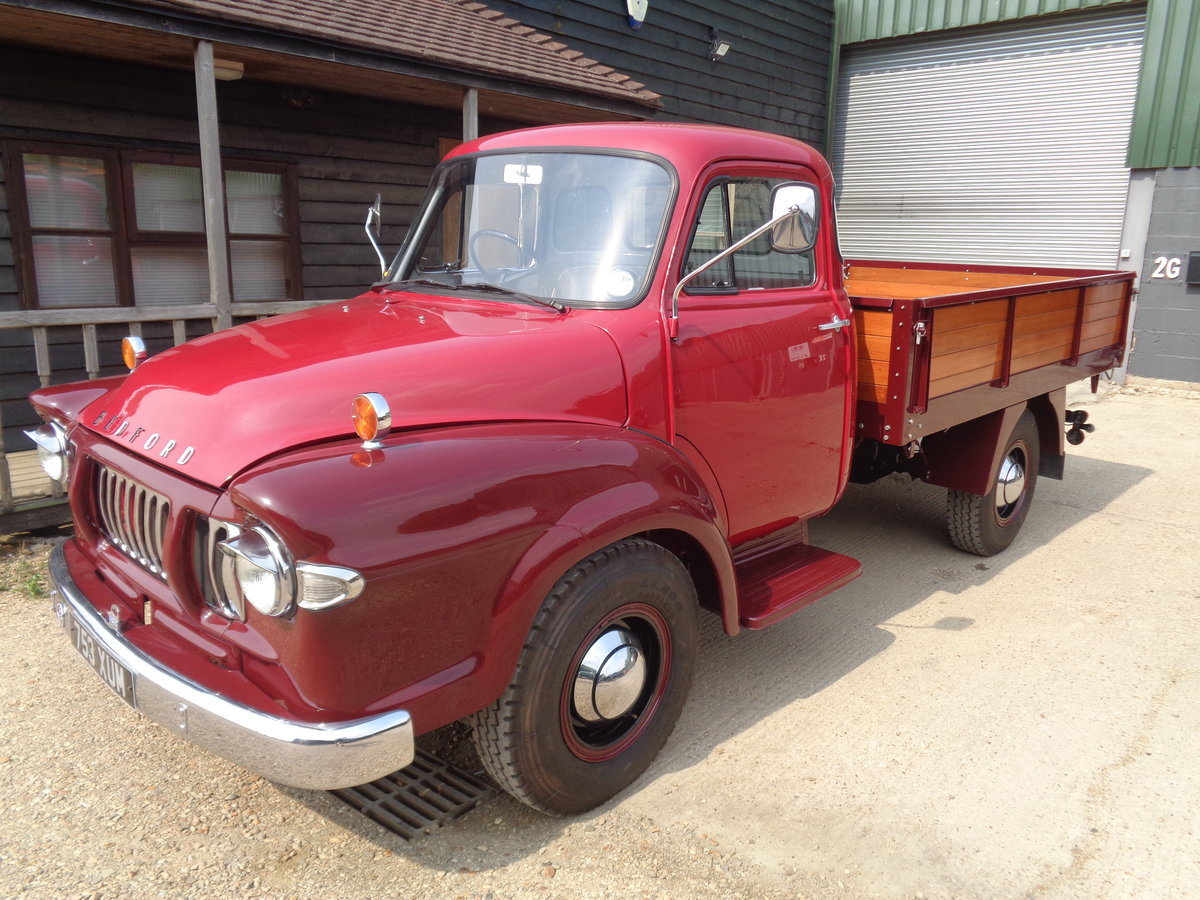 1959 Bedford j type dropside £70,000 restoration !! SOLD (picture 1 of 6)