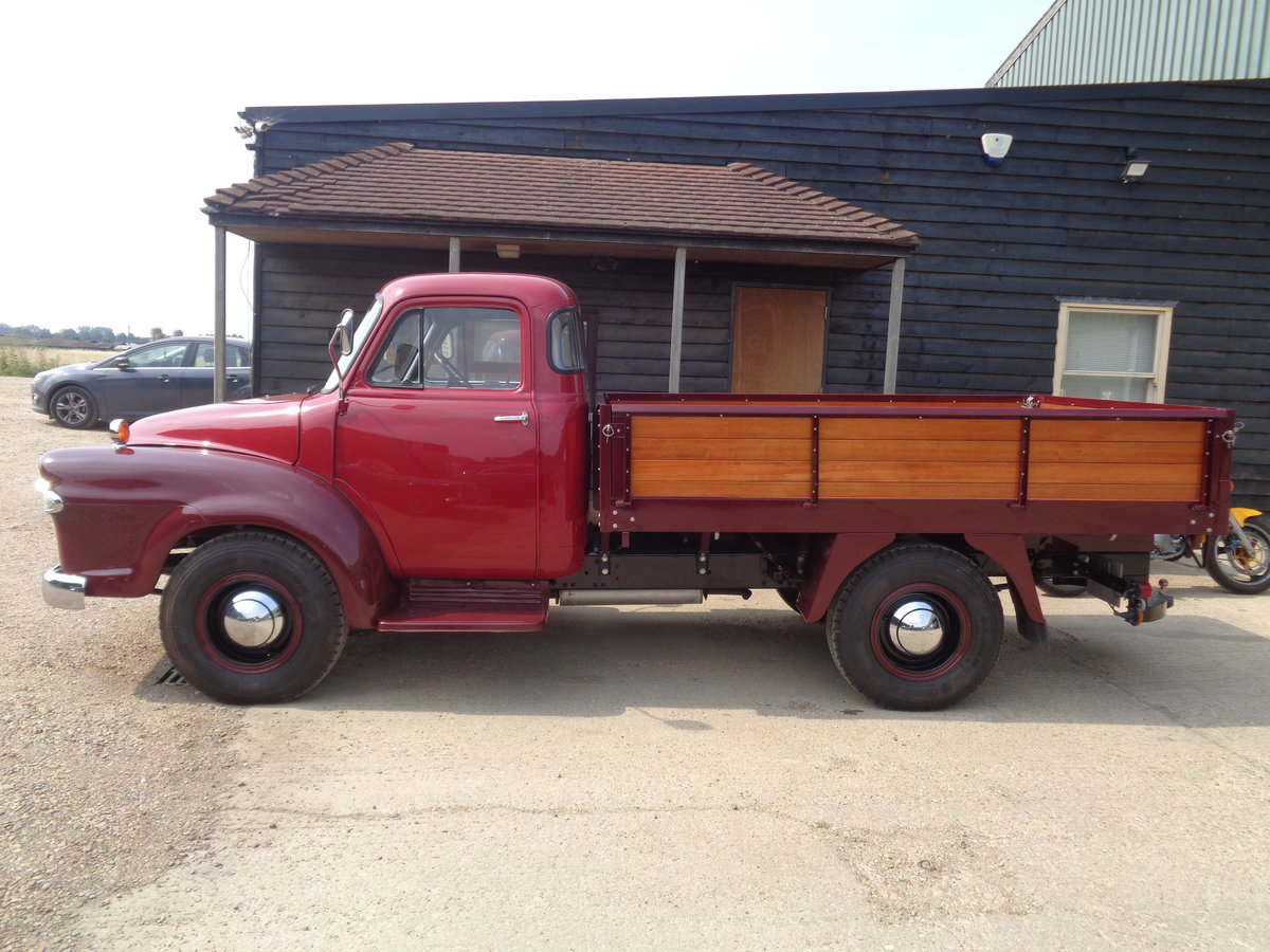 1959 Bedford j type dropside £70,000 restoration !! SOLD (picture 2 of 6)