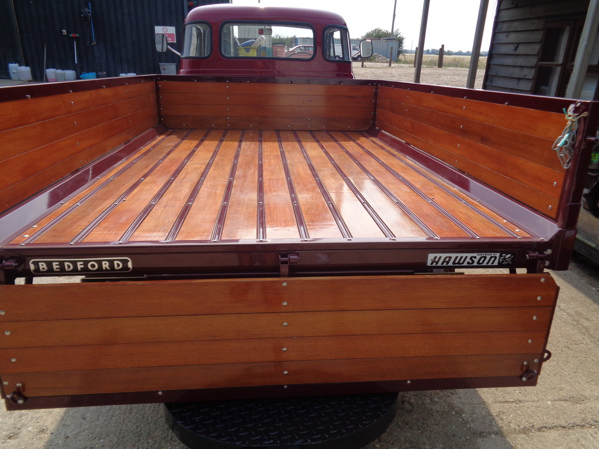 1959 Bedford j type dropside £70,000 restoration !! SOLD (picture 3 of 6)