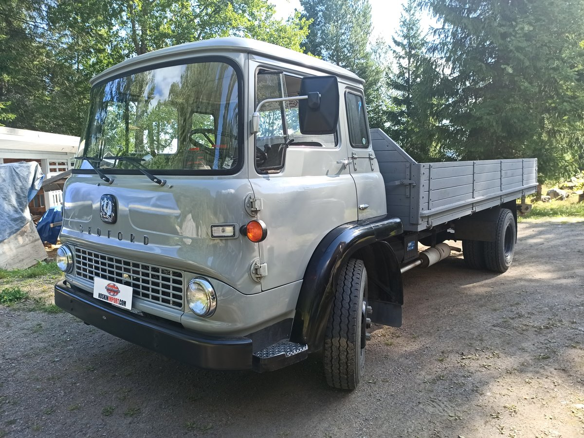 BEDFORD KDLC 1964 For Sale (picture 1 of 6)