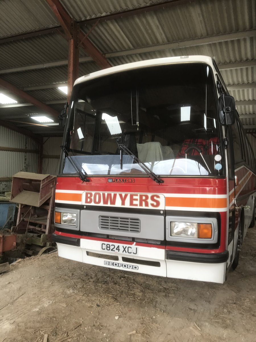 1986 Bedford YNT PLAXTON For Sale (picture 2 of 6)