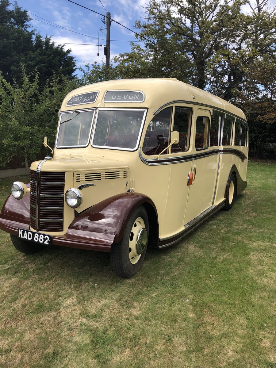 1950 Bedford ob coach For Sale (picture 2 of 6)