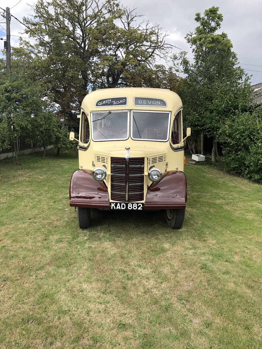 1950 Bedford ob coach For Sale (picture 3 of 6)