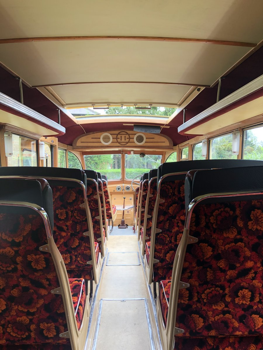1950 Bedford ob coach For Sale (picture 4 of 6)