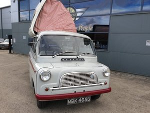 *REMAINS AVAILABLE - AUGUST AUCTION* 1969 Bedford Camper
