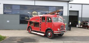 *REMAINS AVAILABLE - AUGUST AUCTION* 1955 Bedford FireEngine