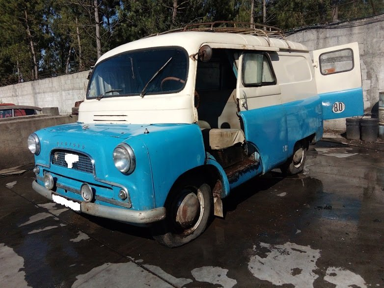 1959 Bedford ca  van For Sale (picture 2 of 6)