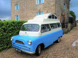 1961 Classic Bedford Calthorpe Camper
