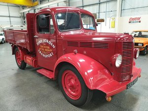 **OCTOBER ENTRY** 1951 Bedford K Type For Sale by Auction