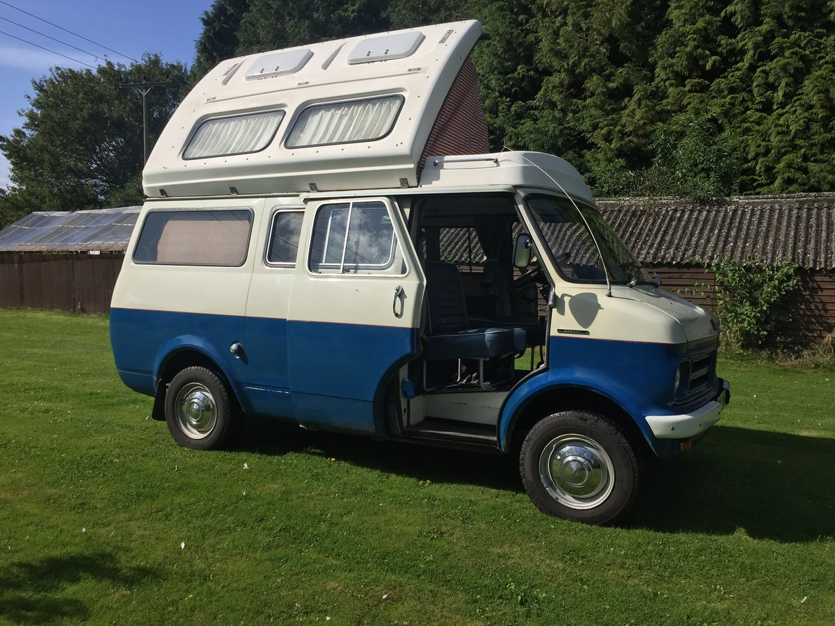 1970 Bedford CF Dormobile Romany Mk2 SOLD (picture 1 of 6)