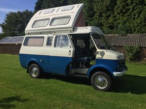 Picture of 1970 Bedford CF Dormobile Romany Mk2