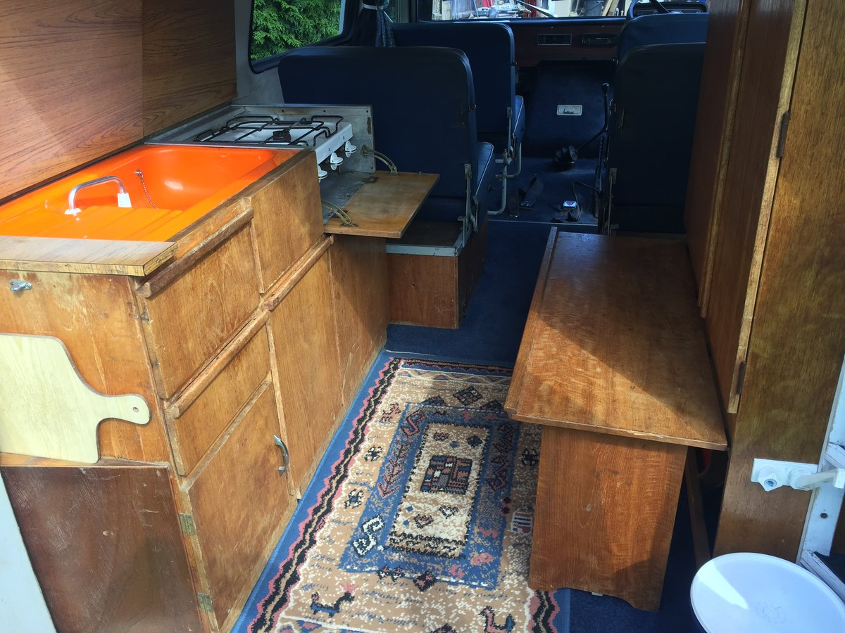 1970 Bedford CF Dormobile Romany Mk2 SOLD (picture 6 of 6)
