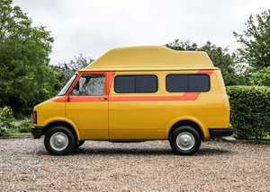 Picture of 1981 Bedford CF 250 Disco Bus