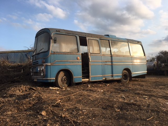 1972 Bedford VAS Bus For Sale (picture 1 of 1)