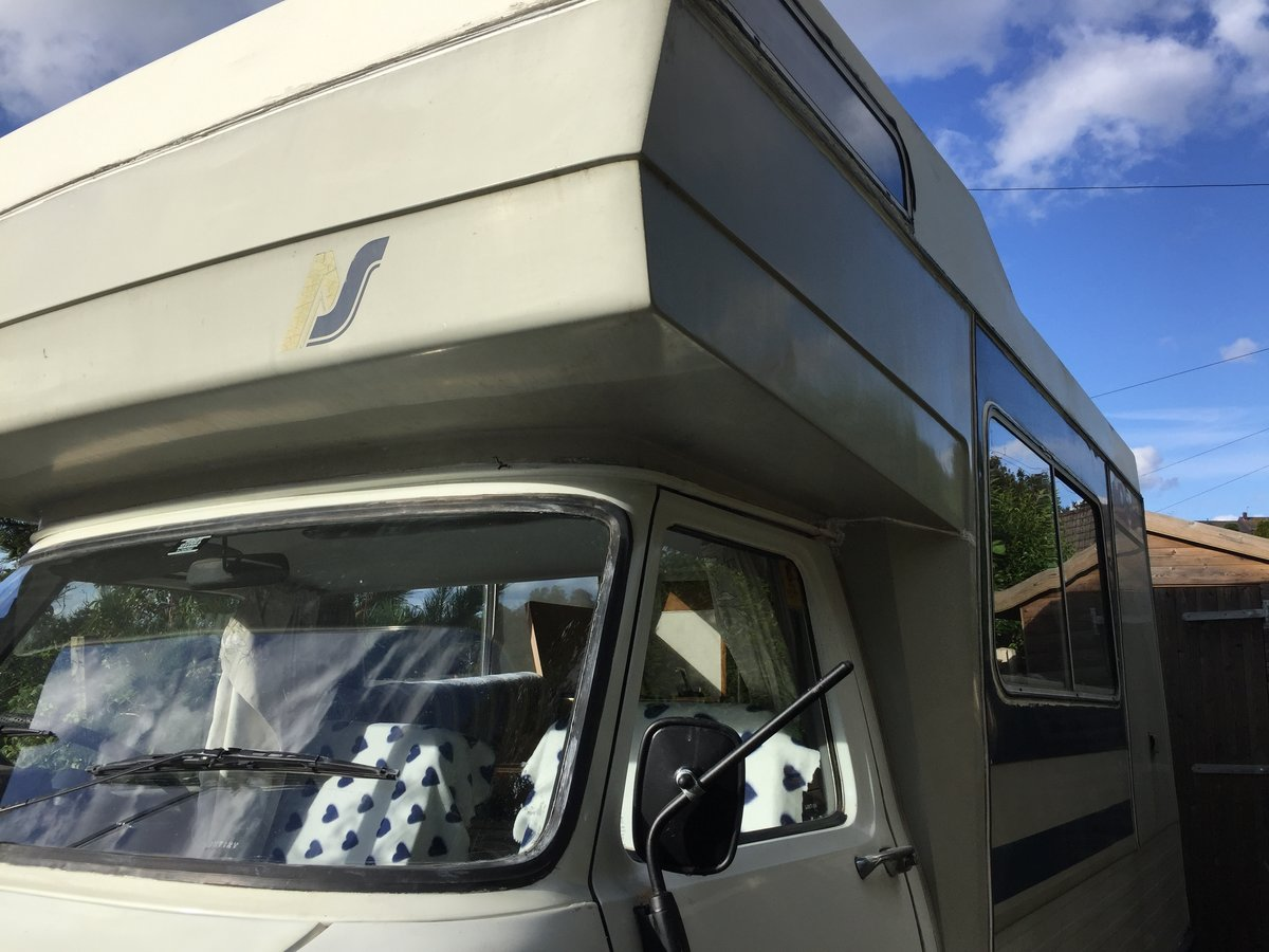 1980 SOLD- Rare Coachbuilt Bedford CF Autosleeper SOLD (picture 4 of 6)