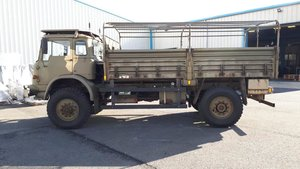 Picture of 1985 BEDFORD MJ330 4 TONNE 4X4 CARGO TRUCK For Sale