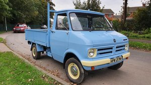 Picture of 1975 Bedford CF 22 cwt pickup truck, petrol, 2279 cc.