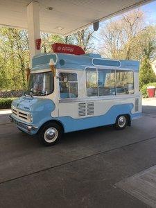 Bedford cf icecream van mk 1