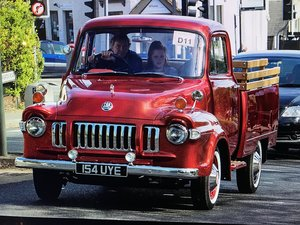 Picture of 1960 Bedford J0