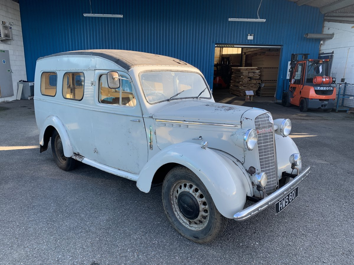 1951 Bedford PC can For Sale (picture 1 of 6)