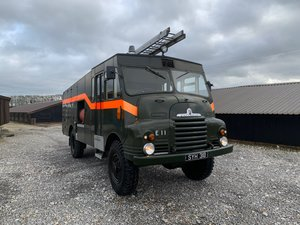 Bedford® Green Goddess Fire Engine *Low Mileage* (SYH)