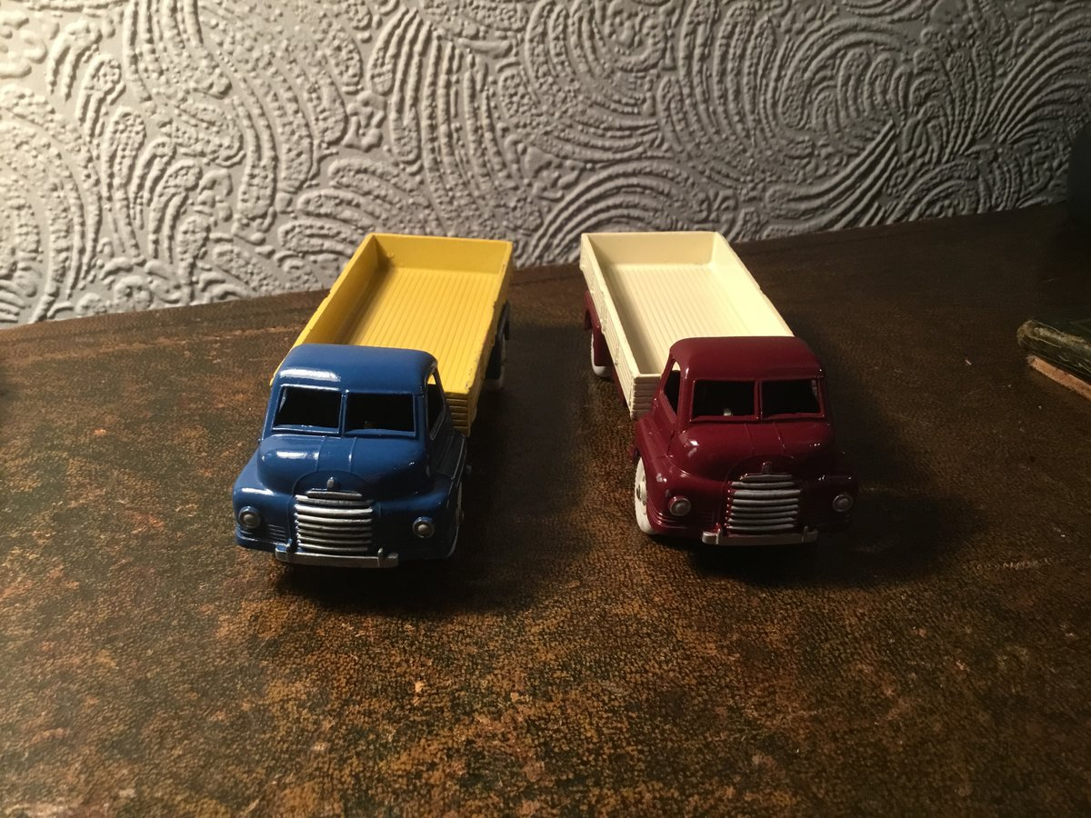 Fifties dinky bedfords £45 each For Sale (picture 1 of 2)
