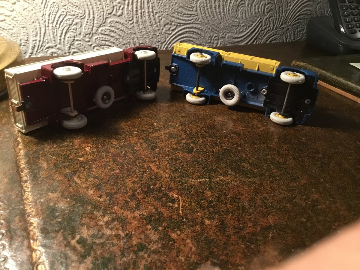 Fifties dinky bedfords £45 each For Sale (picture 2 of 2)