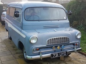 Picture of 1963 Bedford CA at ACA 13th and 14th February For Sale by Auction