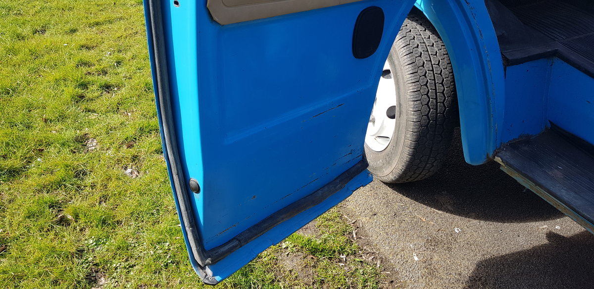 1984 BEDFORD CF PETROL TIPPER For Sale (picture 6 of 12)