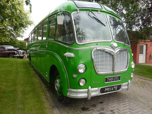 1958 CLASSIC COACHES SOLD (picture 5 of 6)