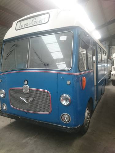 Bedford VAS 2 1967 in good condition For Sale (picture 1 of 6)