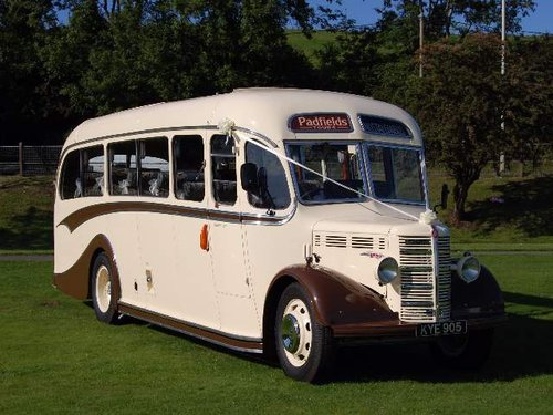 1950 Bedford OB Bus For Sale (picture 2 of 6)