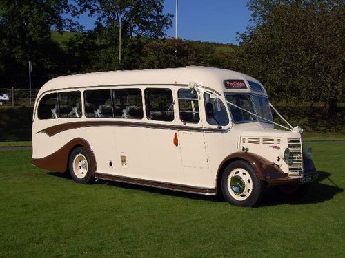 1950 Bedford OB Bus For Sale (picture 3 of 6)