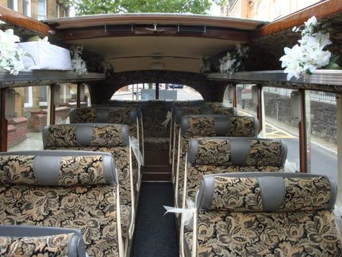 1950 Bedford OB Bus For Sale (picture 6 of 6)
