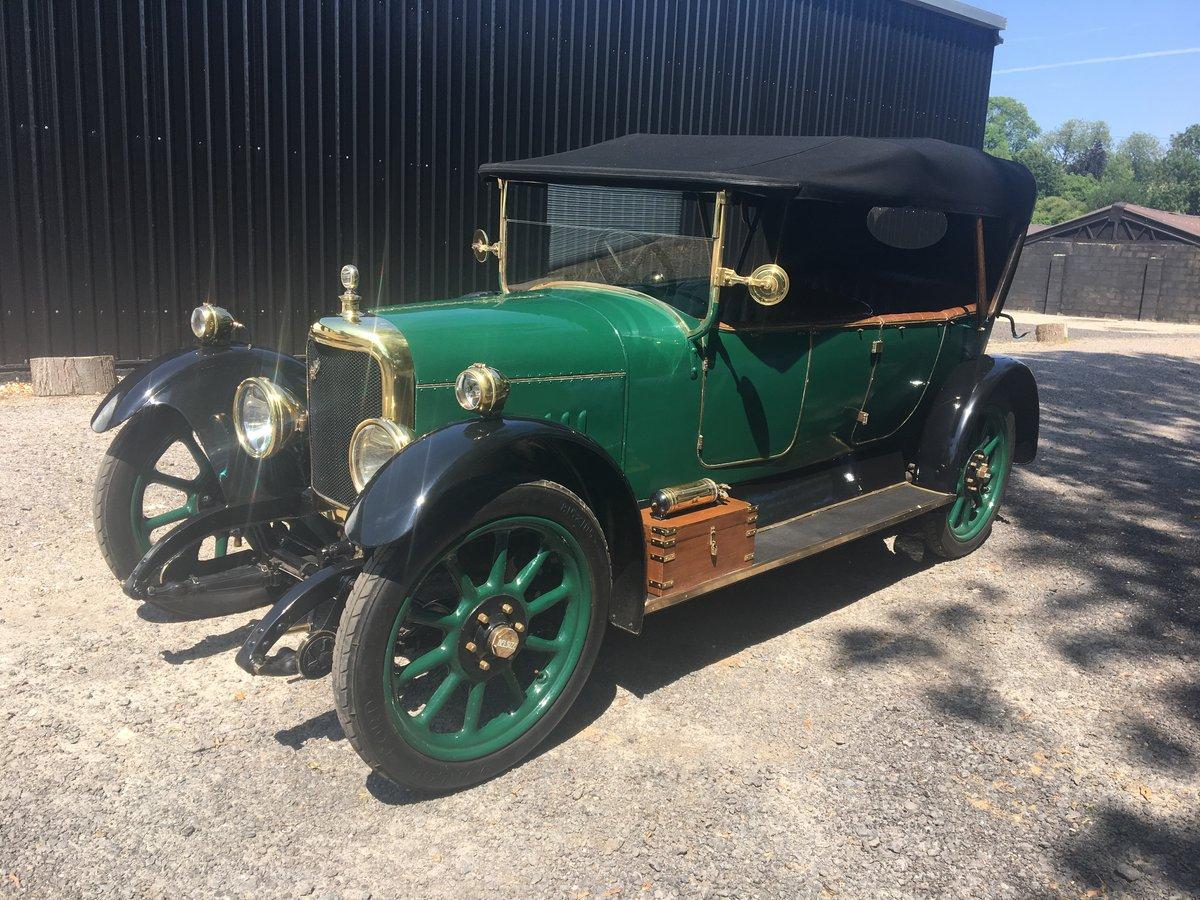 1919 Belsize 15/20 Tourer For Sale (picture 1 of 6)