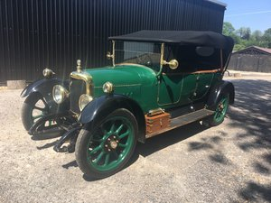 1919 Belsize 15/20 Tourer For Sale