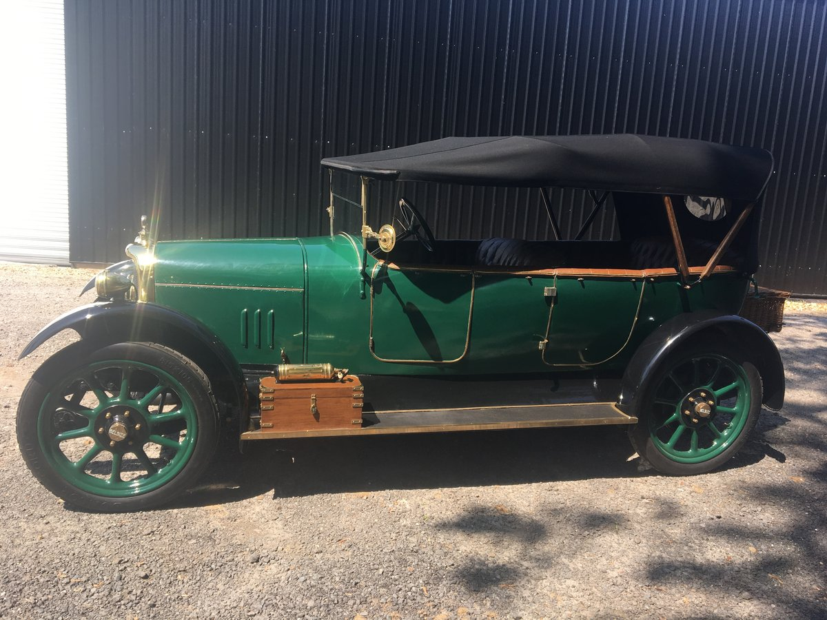 1919 Belsize 15/20 Tourer For Sale (picture 3 of 6)