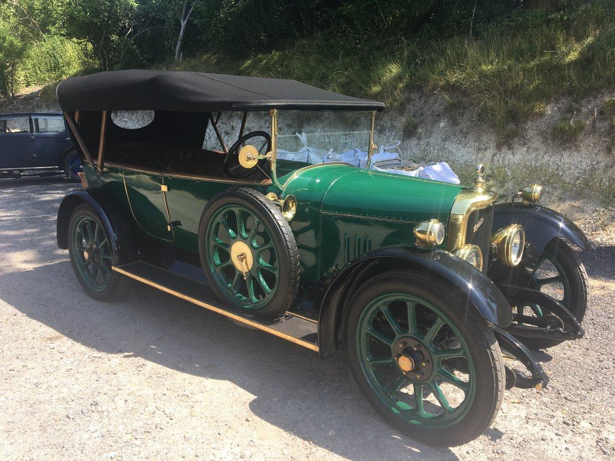 1919 Belsize 15/20 Tourer For Sale (picture 2 of 6)