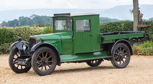 1921 Belsize Flat Lorry For Sale by Auction