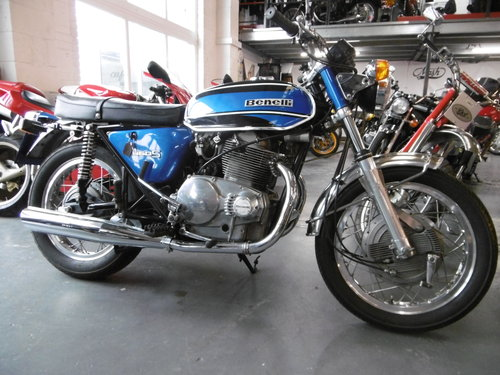 1972 Benelli Tornado 650 Sport Just Stunning original condition  SOLD (picture 1 of 6)