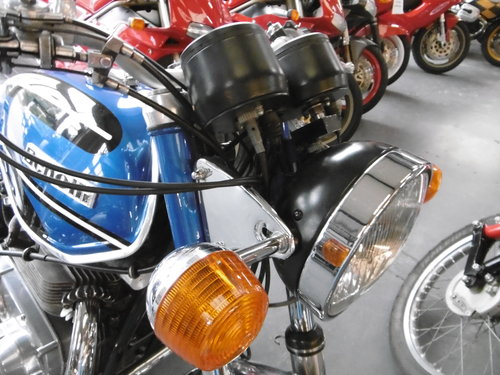1972 Benelli Tornado 650 Sport Just Stunning original condition  SOLD (picture 6 of 6)