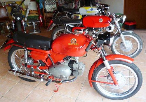 1957 Motobi 175 Catria Sport For Sale (picture 6 of 6)