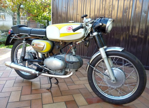 1969 MotoBi 250 Sport Special For Sale (picture 1 of 6)