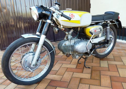 1969 MotoBi 250 Sport Special For Sale (picture 2 of 6)