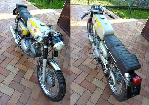 1969 MotoBi 250 Sport Special For Sale (picture 3 of 6)