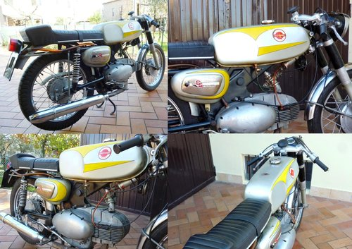 1969 MotoBi 250 Sport Special For Sale (picture 4 of 6)