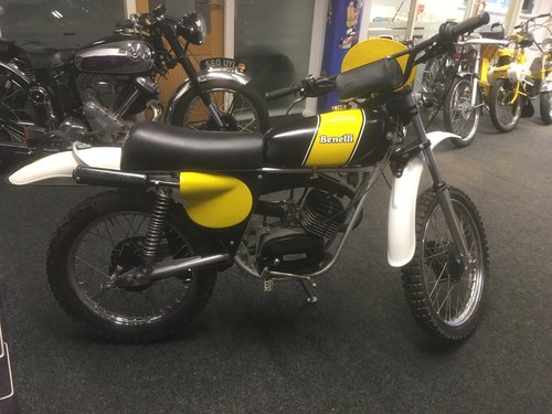 1978 Benelli Cross For Sale (picture 1 of 3)