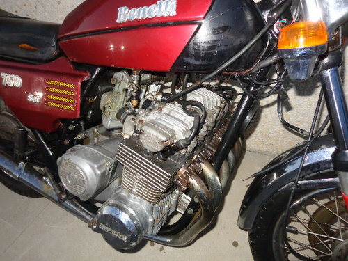 1978 Benelli Sei 750 For Sale (picture 2 of 6)